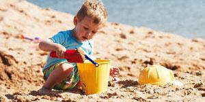 Spielstabil Sommer, Sonne, Sand